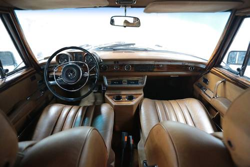 1972 Mercedes 600 Grosser with history and impressive restoration SOLD (picture 4 of 6)