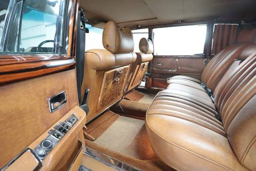 1972 Mercedes 600 Grosser with history and impressive restoration SOLD (picture 6 of 6)