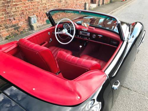 1961 Mercedes-Benz 190SL SOLD (picture 6 of 6)