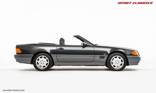 1994 Mercedes SL 500 // The Best R129 available w/ just 2k miles SOLD (picture 1 of 6)