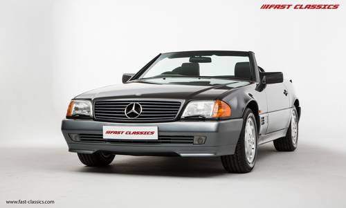 1994 Mercedes SL 500 // The Best R129 available w/ just 2k miles SOLD (picture 2 of 6)