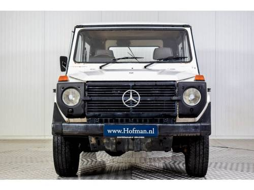 1986 Mercedes G-Wagon 300GD RHD For Sale (picture 3 of 6)