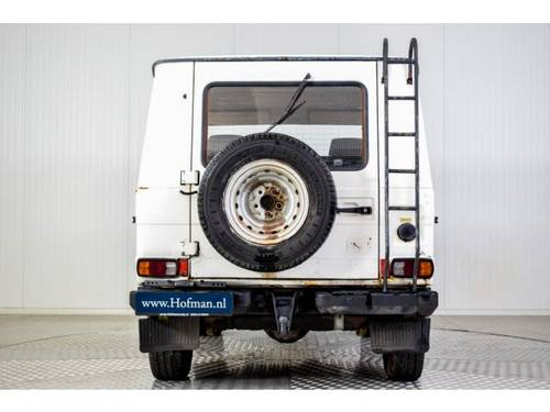 1986 Mercedes G-Wagon 300GD RHD For Sale (picture 4 of 6)