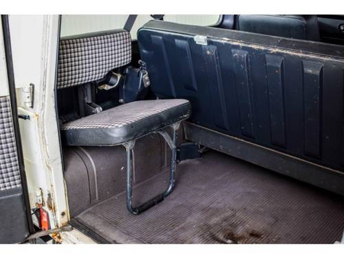 1986 Mercedes G-Wagon 300GD RHD For Sale (picture 5 of 6)