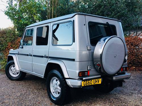 1989 G WAGEN G WAGON 280GEL 9 SEATER AUTOMATIC - VALUE SOLD (picture 3 of 6)