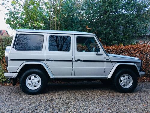 1989 G WAGEN G WAGON 280GEL 9 SEATER AUTOMATIC - VALUE SOLD (picture 4 of 6)