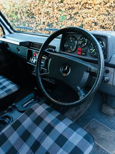 1989 G WAGEN G WAGON 280GEL 9 SEATER AUTOMATIC - VALUE SOLD (picture 5 of 6)