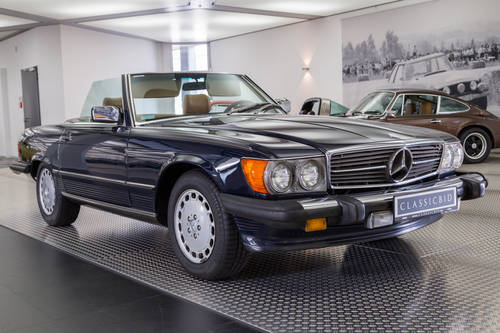 1987 Mercedes-Benz 560 SL For Sale (picture 2 of 6)