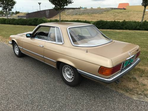 1980 Mercedes 280 slc like new For Sale (picture 1 of 6)