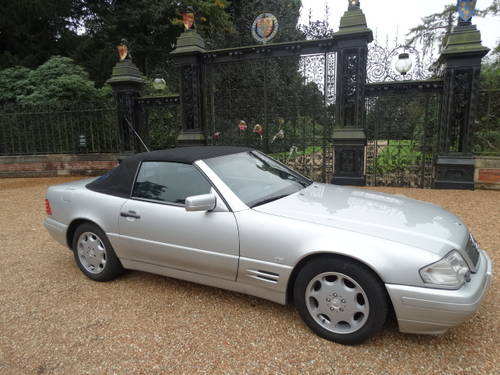 1997 MERCEDES 320 SL Convertible For Sale (picture 6 of 6)