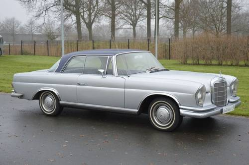 1967 (913) Mercedes-Benz 250 SE Coupé (W111) For Sale (picture 4 of 6)