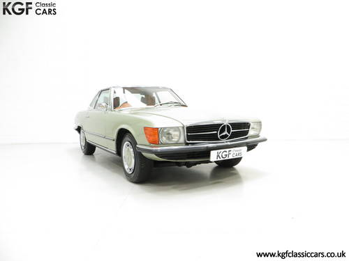 1976 Truly One Of The Best, A Mercedes Benz 280SL R107  SOLD (picture 1 of 6)