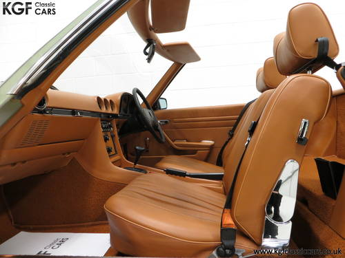 1976 Truly One Of The Best, A Mercedes Benz 280SL R107  SOLD (picture 6 of 6)
