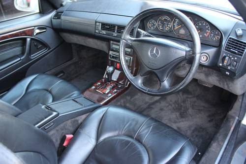 1998 Mercedes-Benz SL Class 3.2 SL320 2dr Low Mileage, SOLD (picture 3 of 6)