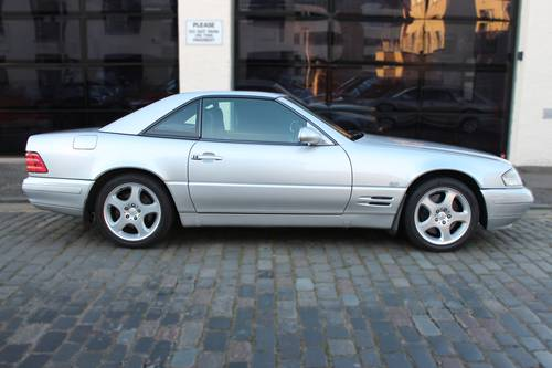 1998 Mercedes-Benz SL Class 3.2 SL320 2dr Low Mileage, SOLD (picture 4 of 6)