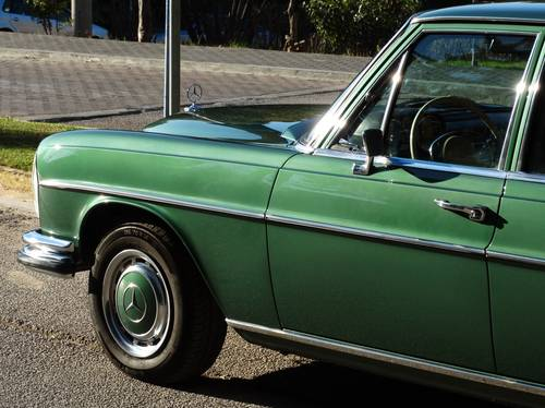 1972 Mercedes-Benz 280 SE, Concours condition, 49k kms For Sale (picture 3 of 6)