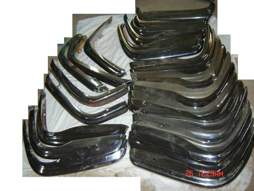 BUMPERS for Classic Mercedes For Sale (picture 4 of 5)