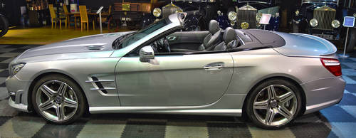 2013 2012 Mercedes Benz 5.5 SL63 AMG 2dr For Sale (picture 2 of 6)