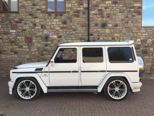 2005 MERCEDES-BENZ G CLASS G WAGON G55 AMG A.R.T LHD For Sale (picture 2 of 6)