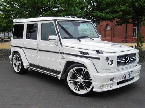 2005 MERCEDES-BENZ G CLASS G WAGON G55 AMG A.R.T LHD For Sale (picture 3 of 6)