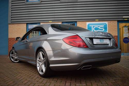 2010 Mercedes CL500 Coupe AMG Sport 7G Automatic SOLD (picture 2 of 6)