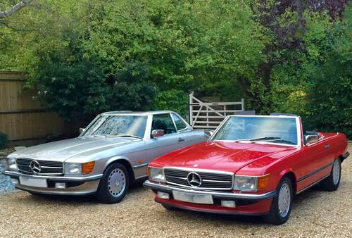 Wanted: Mercedes SL 107 300SL 420SL 500SL R107 SL & SLC  Wanted (picture 2 of 2)