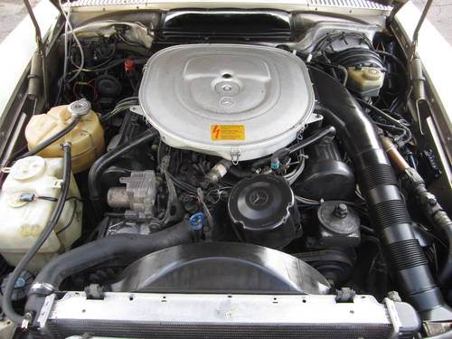 1989 Mercedes 560SL For Sale (picture 5 of 6)