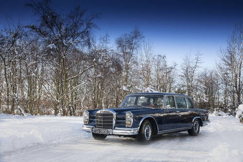 Mercedes Benz 600 SWB - 1967 SOLD (picture 1 of 6)