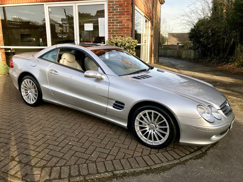 2003 Mercedes-Benz SL350 Tip/Auto (Sold, Similar Required) For Sale (picture 1 of 1)