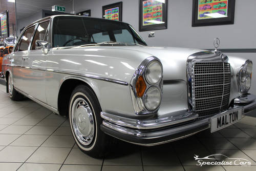 1970 Mercedes-Benz 300 SEL For Sale (picture 1 of 6)