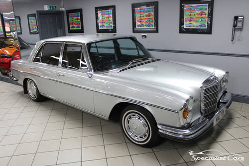 1970 Mercedes-Benz 300 SEL For Sale (picture 2 of 6)