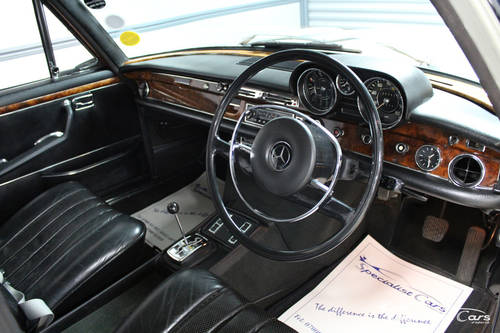 1970 Mercedes-Benz 300 SEL For Sale (picture 4 of 6)