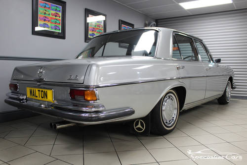 1970 Mercedes-Benz 300 SEL For Sale (picture 5 of 6)
