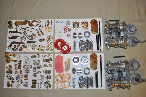 1955 MERCEDES 190sl SOLEX 44phh carburettors 190 SL For Sale (picture 2 of 6)