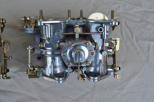 1955 MERCEDES 190sl SOLEX 44phh carburettors 190 SL For Sale (picture 5 of 6)