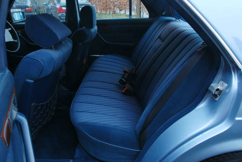 1985 Mercedes-Benz 280 SE W126 RHD Automatic, 81.000 miles For Sale (picture 4 of 6)