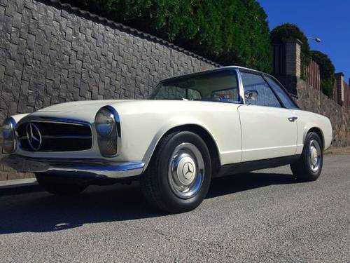 Mercedes-Benz 230 SL 1965 Pagoda For Sale (picture 1 of 6)