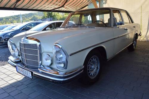 1967 Mercedes-Benz 250 S WEISENTHAL & CO.K.G WIEN For Sale (picture 1 of 6)