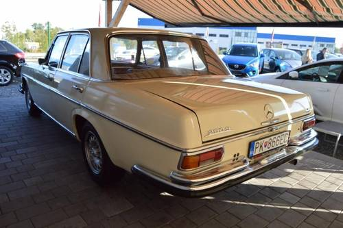 1967 Mercedes-Benz 250 S WEISENTHAL & CO.K.G WIEN For Sale (picture 2 of 6)
