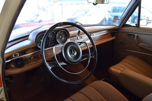 1967 Mercedes-Benz 250 S WEISENTHAL & CO.K.G WIEN For Sale (picture 4 of 6)