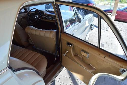 1967 Mercedes-Benz 250 S WEISENTHAL & CO.K.G WIEN For Sale (picture 6 of 6)