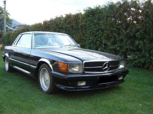 1972 Mercedes S 350 SLC For Sale (picture 1 of 3)