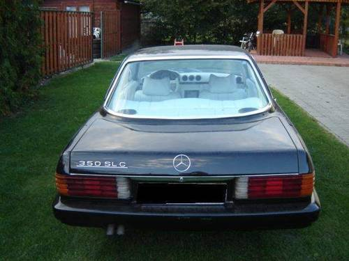 1972 Mercedes S 350 SLC For Sale (picture 2 of 3)