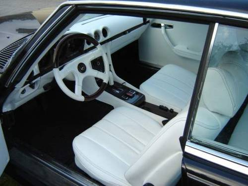 1972 Mercedes S 350 SLC For Sale (picture 3 of 3)