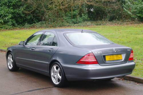2006 Mercedes S320 CDi. Diesel. Auto. Fully Loaded. BARGAIN. SOLD (picture 6 of 6)