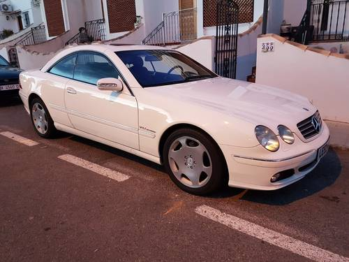 2003 CL600 Biturbo W215   515HP For Sale (picture 4 of 6)