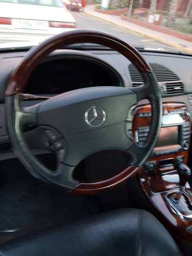 2003 CL600 Biturbo W215   515HP For Sale (picture 6 of 6)