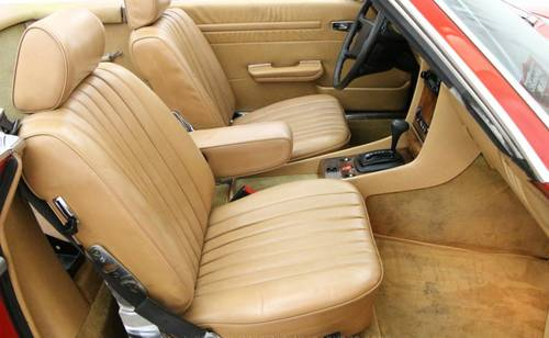 1984 Mercedes 380 sl For Sale (picture 6 of 6)