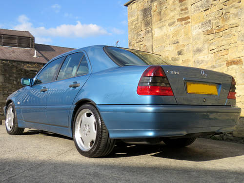 1998 Mercedes W202 C280 V6 Sport - AMG Options - Low Miles - FSH SOLD (picture 2 of 6)