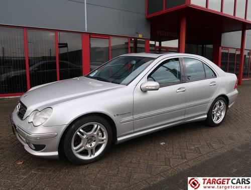 2002 Mercedes C32 AMG 3.2L V6 Kompressor 354HP LHD For Sale (picture 1 of 6)